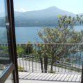 (Italiano) con vista lago unica