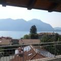 Villa with lake views and part of land