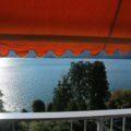 (Italiano) Trilocale con splendida vista lago